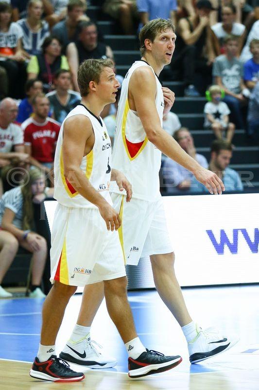 Heiko Schaffartzik, Dirk Nowitzki