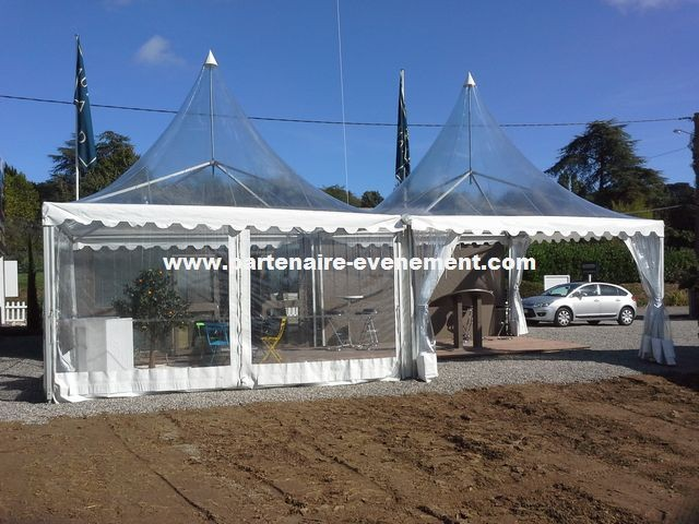 Tente pagode