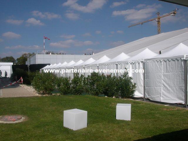Tente city 3x3