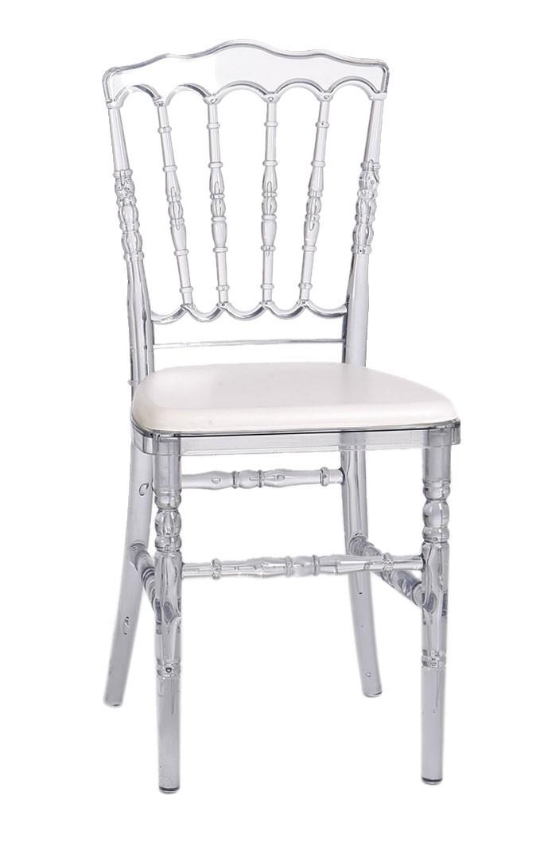 Chaise Napoléon 3 cristal