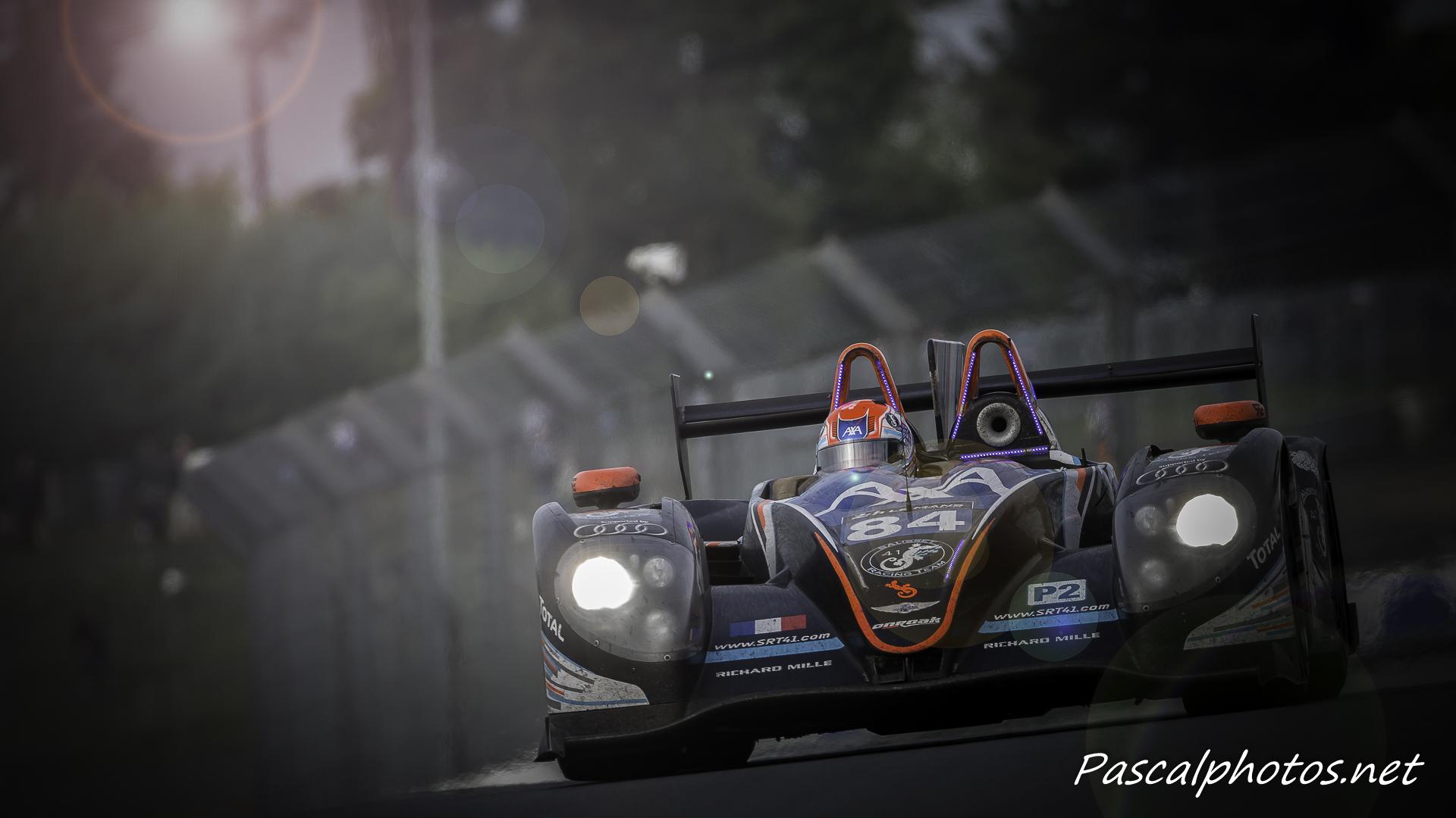 Frédéric Sausset ; 24 heures du Mans