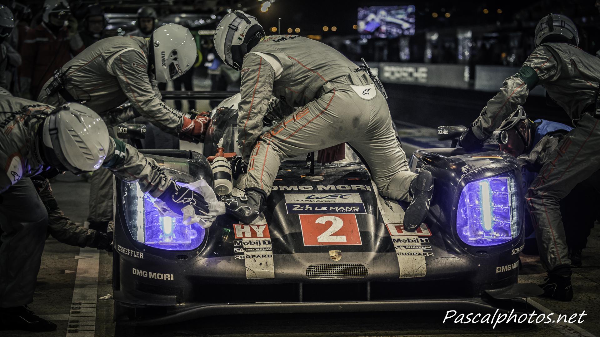 Porsche ; 24 Heures du Mans