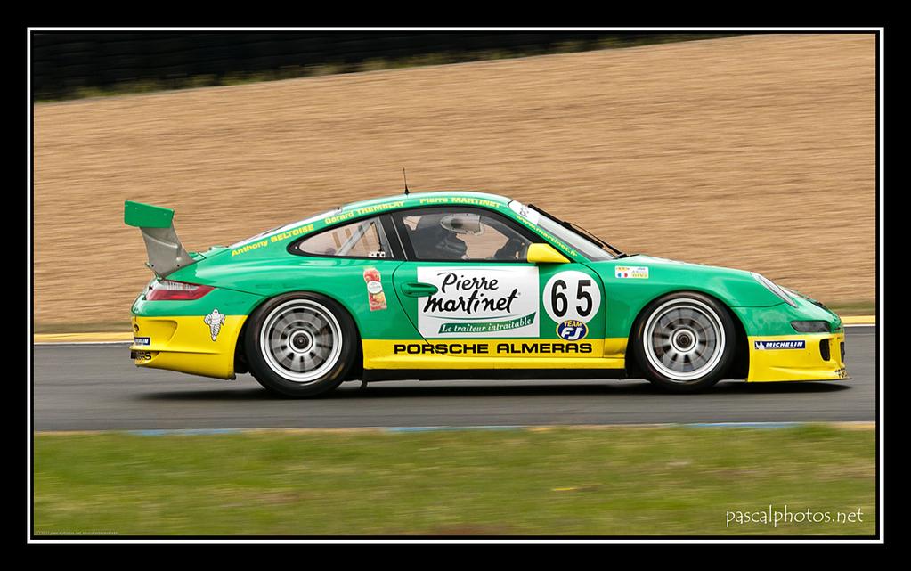 Porsche Almeras ; V de v