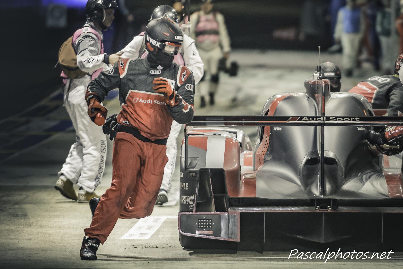 Audi ; 24 Heures du Mans