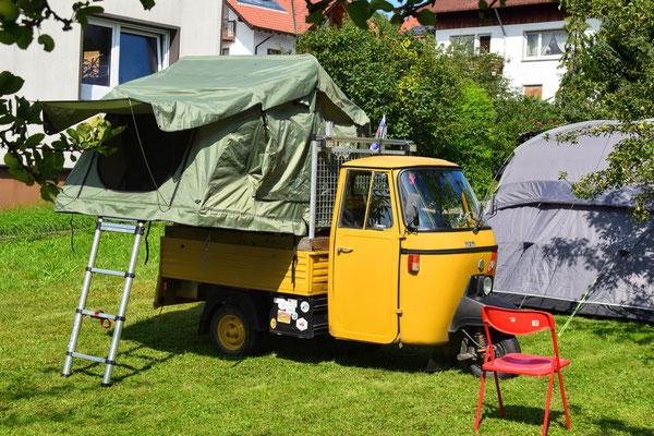 14. Ape-Treffen Bergfelden