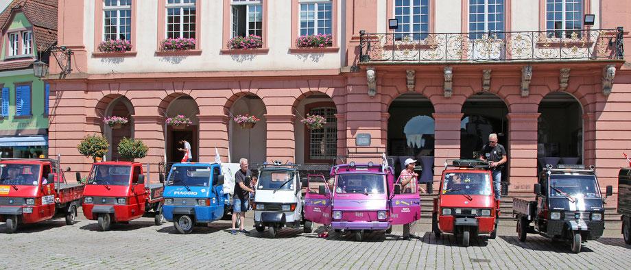 Ape Treffen Ortenau 2019