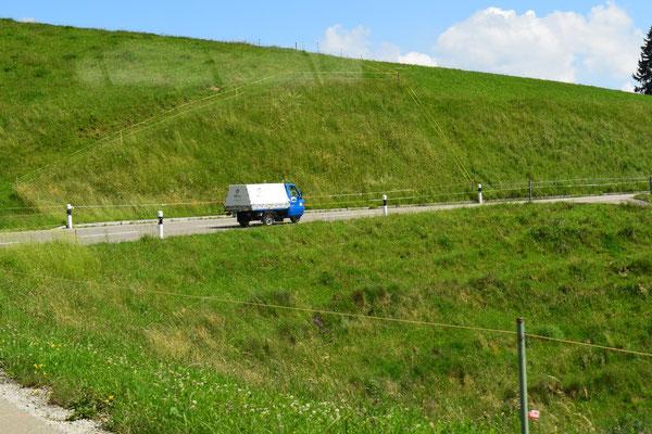Die Drüradbrüedereunterwegs im Toggenburg