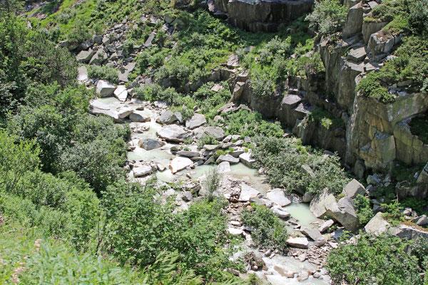 Die Drüradbrüedere auf dem Grimselpass