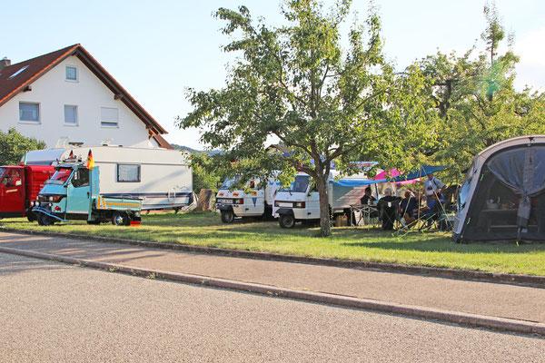 13. Ape-Treffen in Bergfelden