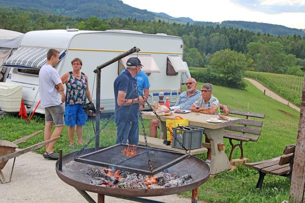 PPOW Ape-Treffen in Herznach 2019