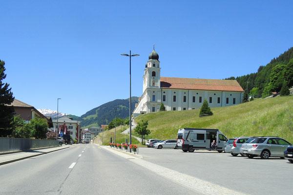 Das Kloster Disentis