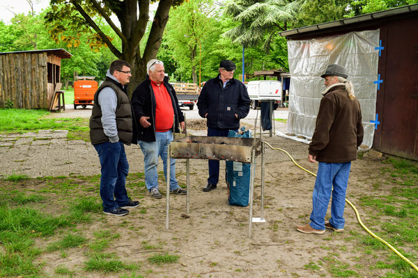 2. Ape-Treffen der Ape-Freunde Krefeld