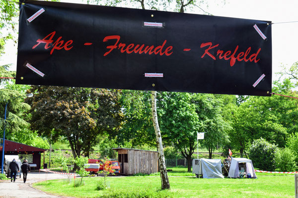 2. Ape-Treffen in Krefeld 2019