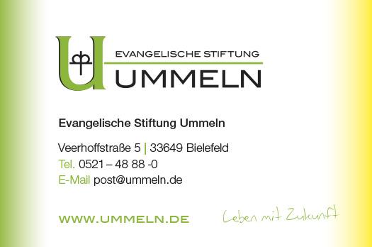 Visitenkarte Evangelische Stiftung Ummeln