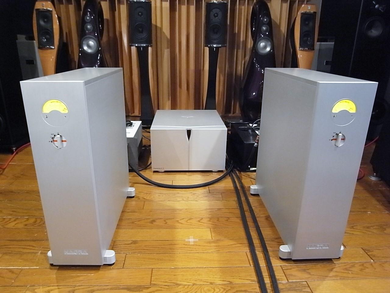 NAGRA HD AMP