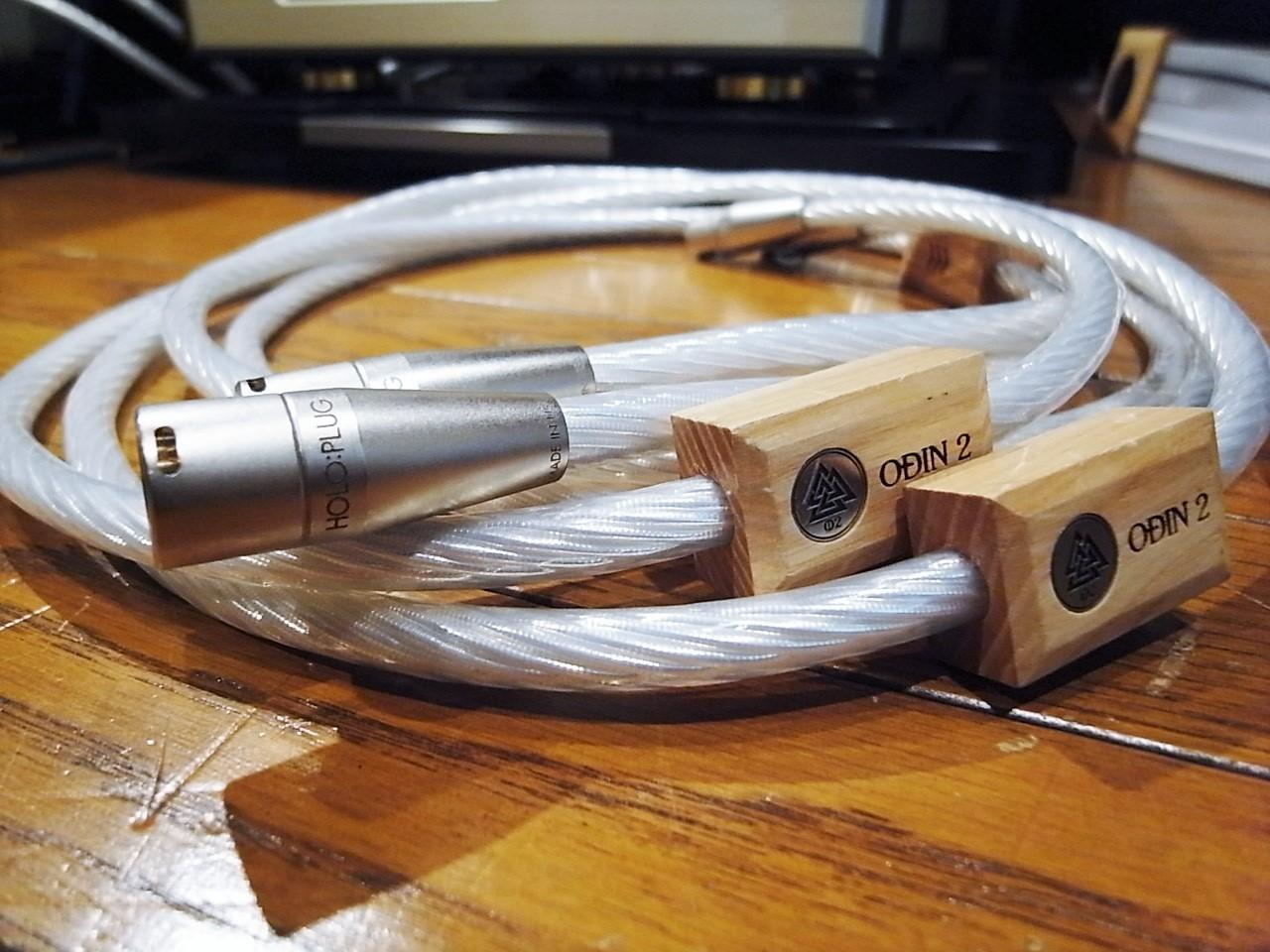 NORDOST ODIN2 XLR Cables