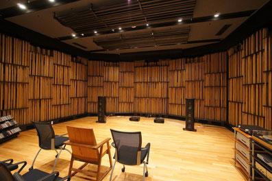 日本音響エンジニアリング AGS試聴室