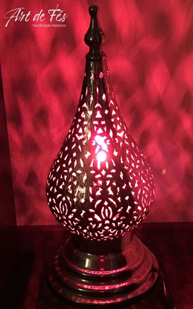 Orientalische Lampen Aus Marokko Lampen Aus Marokko Art De Fés