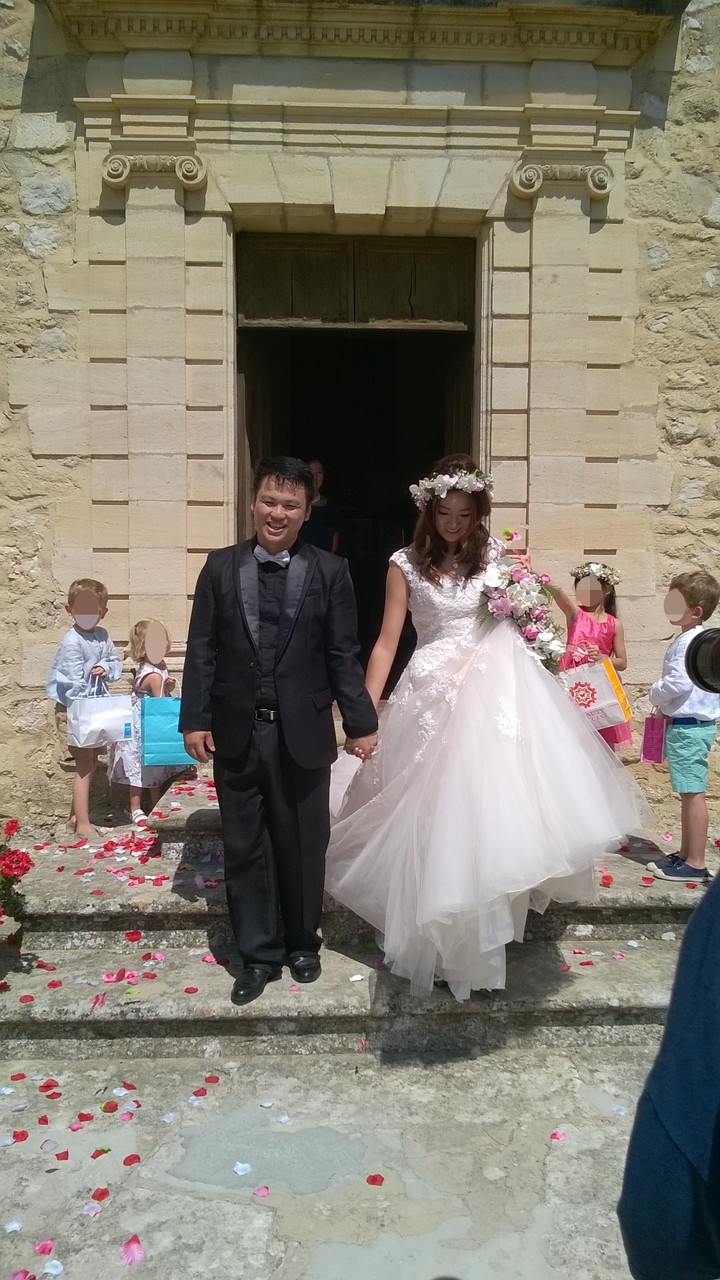 mariage  Chateau de la Barben