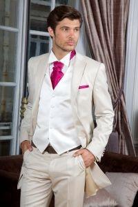 Costume redingote mariage Johann2015