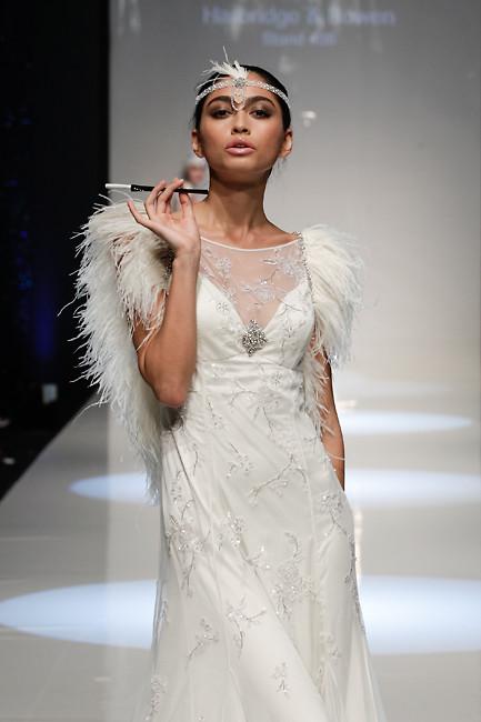 robe de mariée Harbridge et Bowen 2014