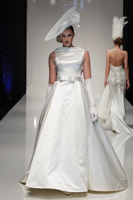 robe de mariée Alan Hannah 2014