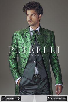 Costume mariage redingote Petrelli 2015