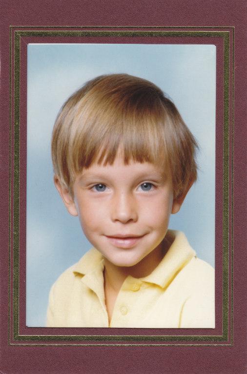 Benjamin, Age 5