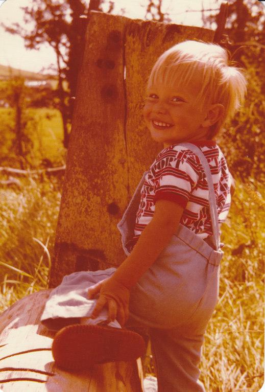 Benjamin, Age 3