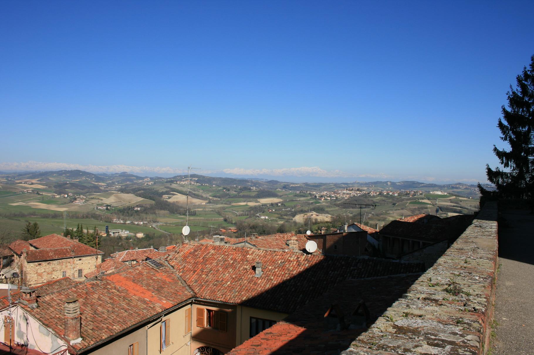 Veduta dal belvedere della chiesa di San Bartolomeo