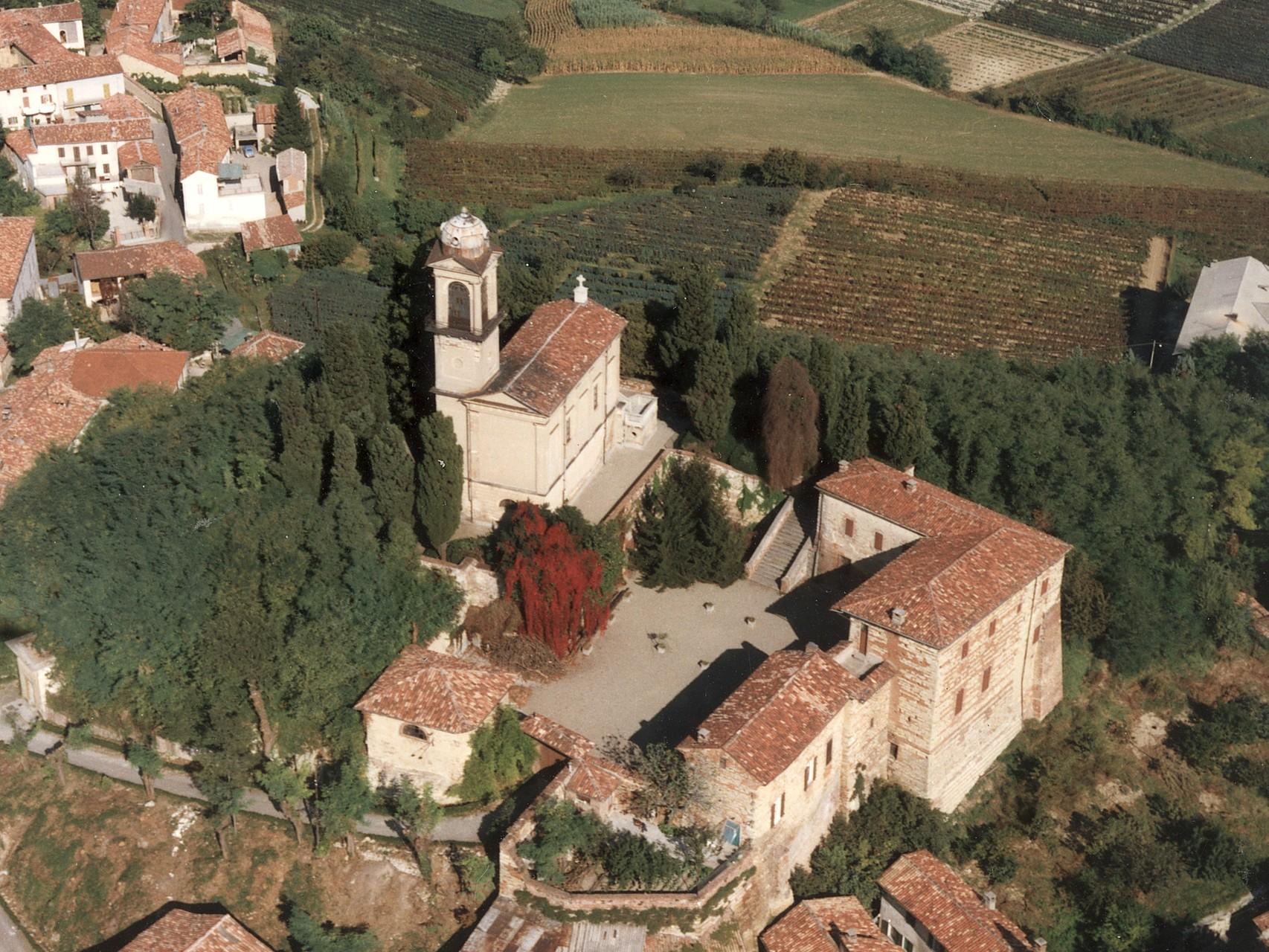 Il Castello -vista aerea