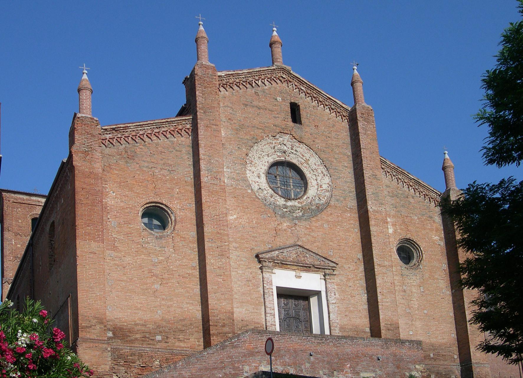 La Chiesa del Convento