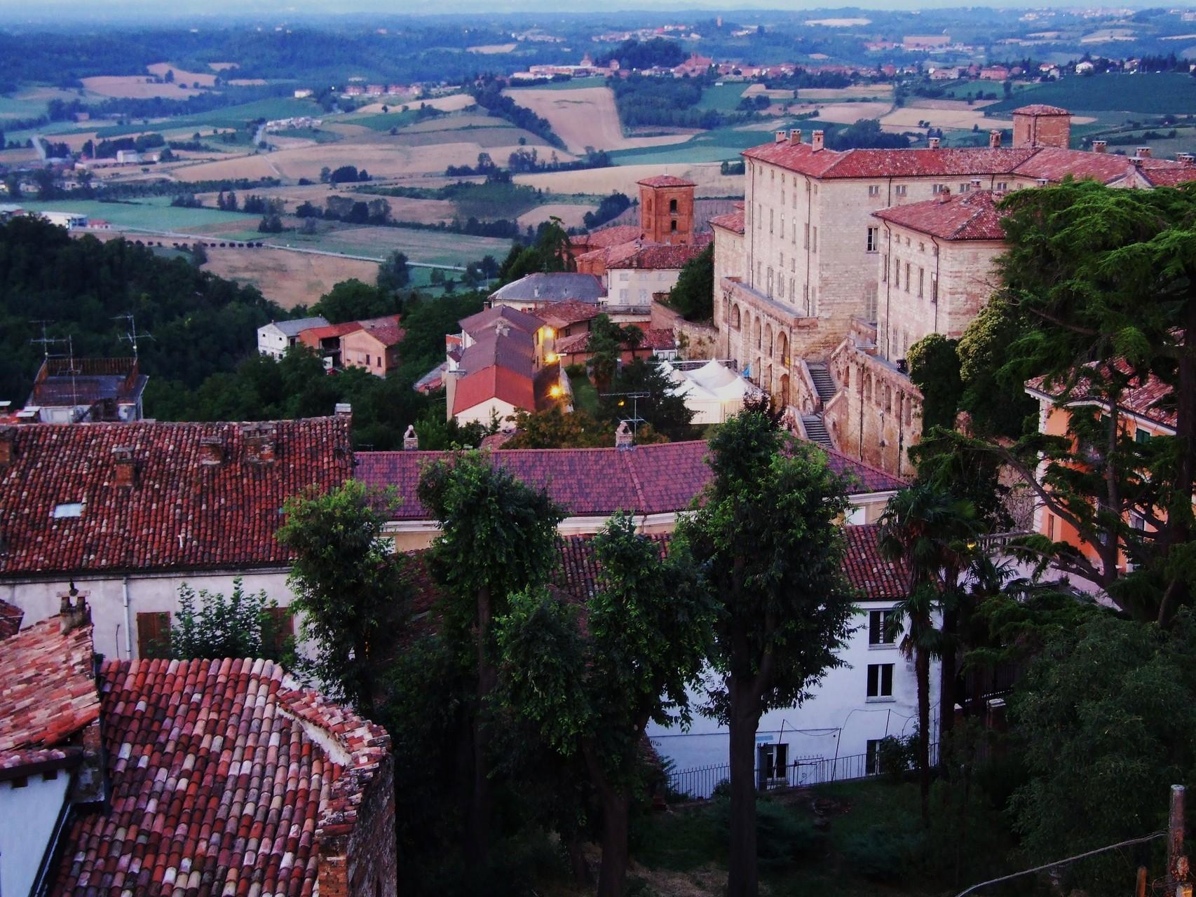 Veduta dal Castello