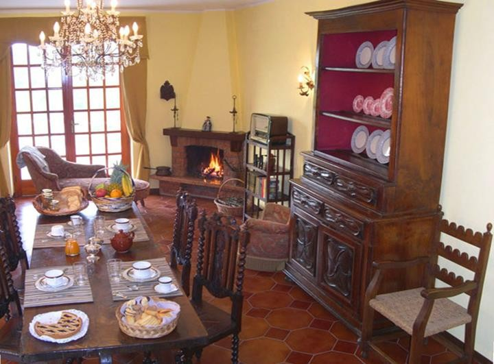 Sala per gli ospiti