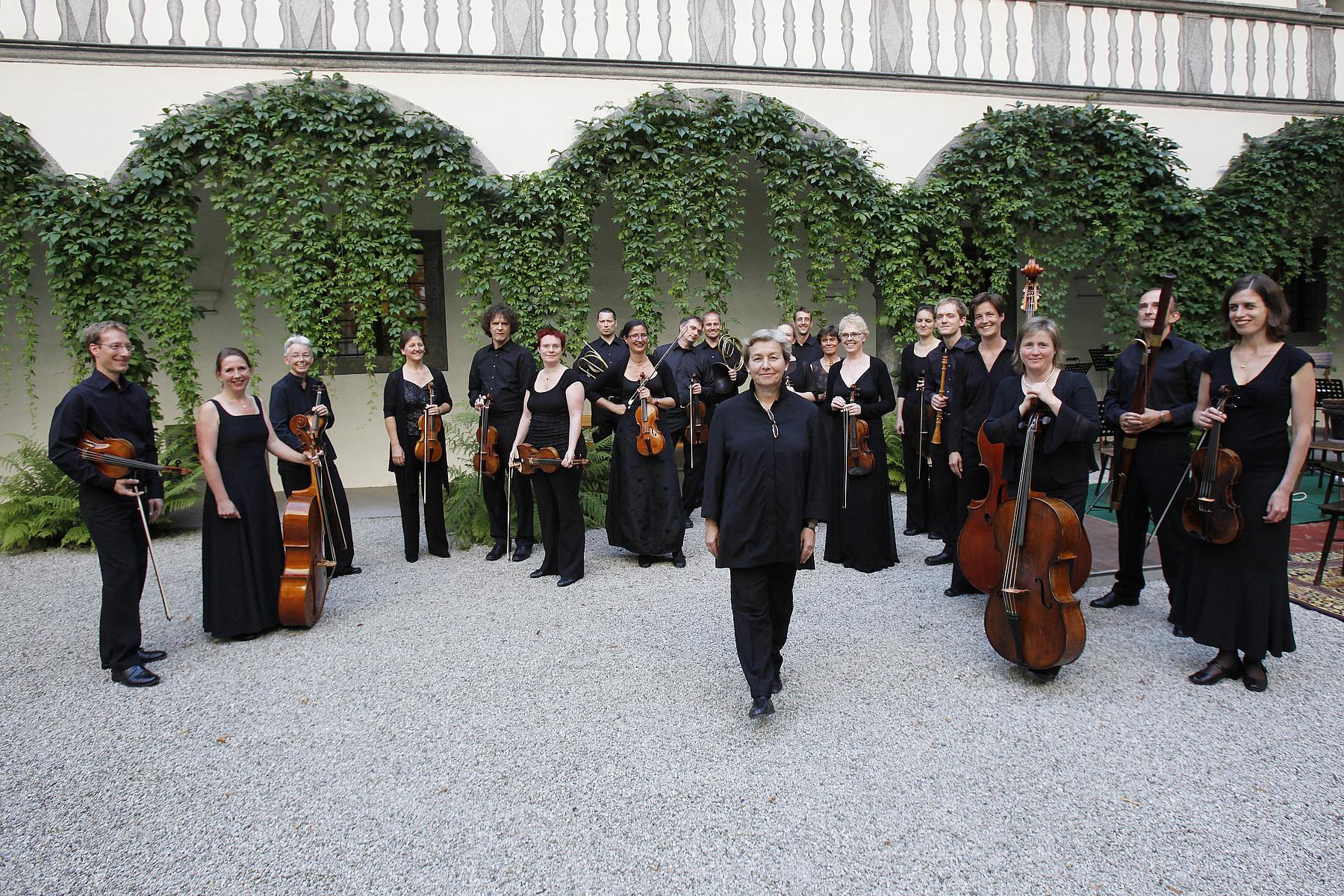 L' Orfeo Barockorchester