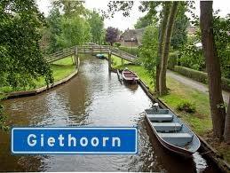 Auf nach Giethoorn
