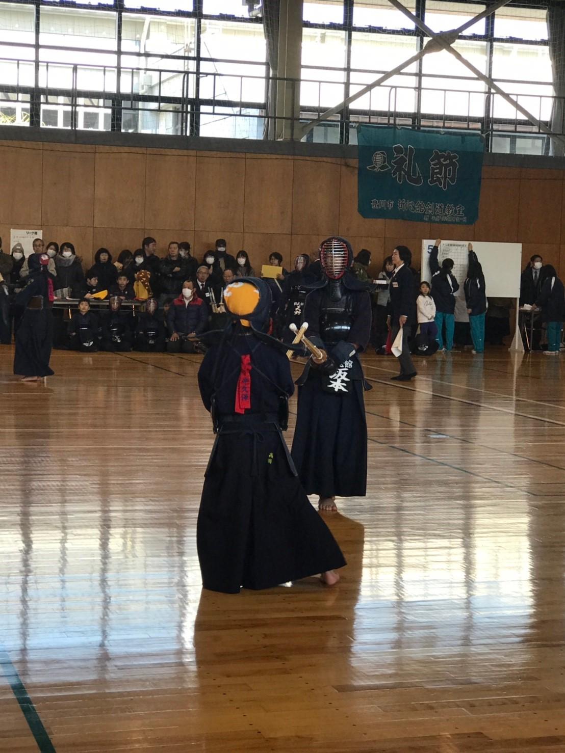 東三河春季剣道大会