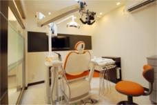 つつじヶ丘「あらさわ歯科医院」診療室