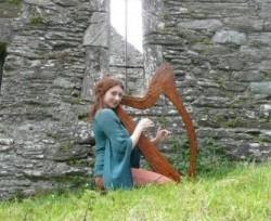 Alicia Ducout Conte harpe médiéval