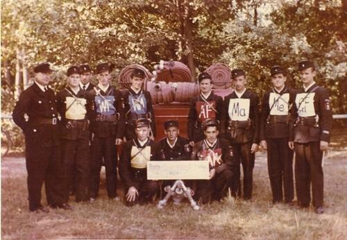1954 Wettkampfgruppe