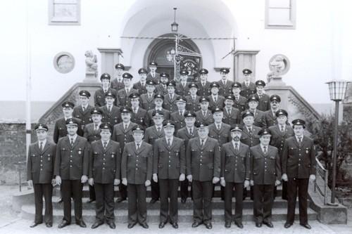 1992 110 Jahre Freiwillige Feuerwehr Hatzenbühl