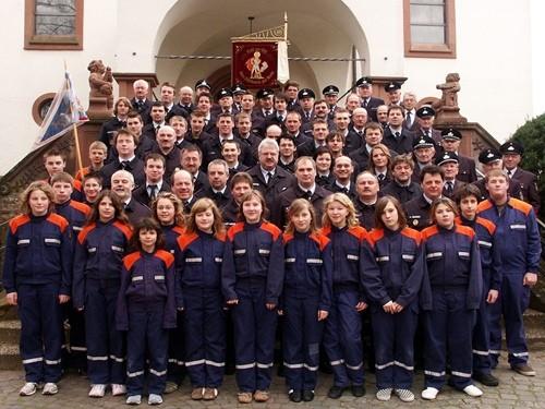 2007 125 Jahre Freiwillige Feuerwehr Hatzenbühl