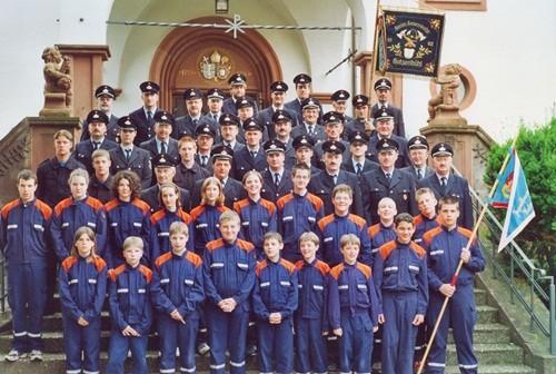 2002 120 Jahre Freiwillige Feuerwehr Hatzenbühl