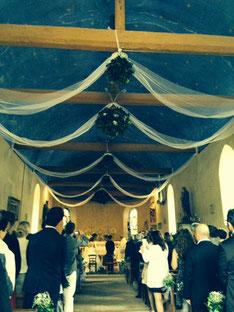 Chapelle - intérieur - (photo 2015)