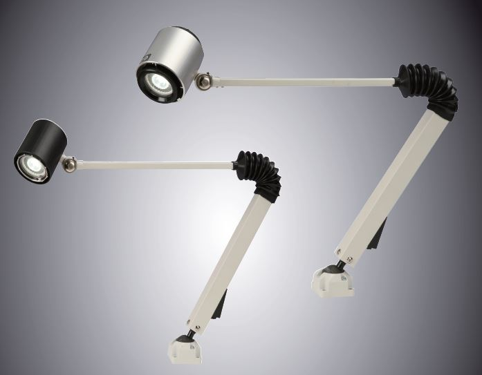 LED照明 アームタイプ