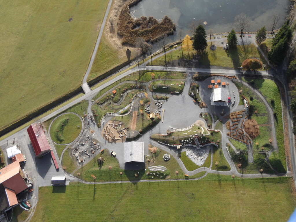 Spielplatz Lenkersee - Der Hit für die ganze Familie!