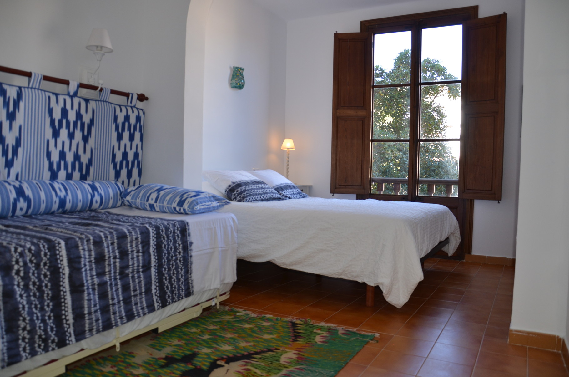 Master Bedroom mit Daybed