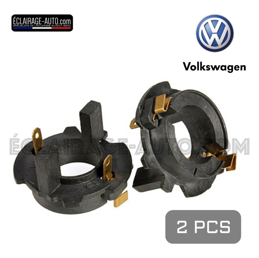 Volkswagen Auto Éclairage Hid D'ampoules Pour Support Leds 80OknwP
