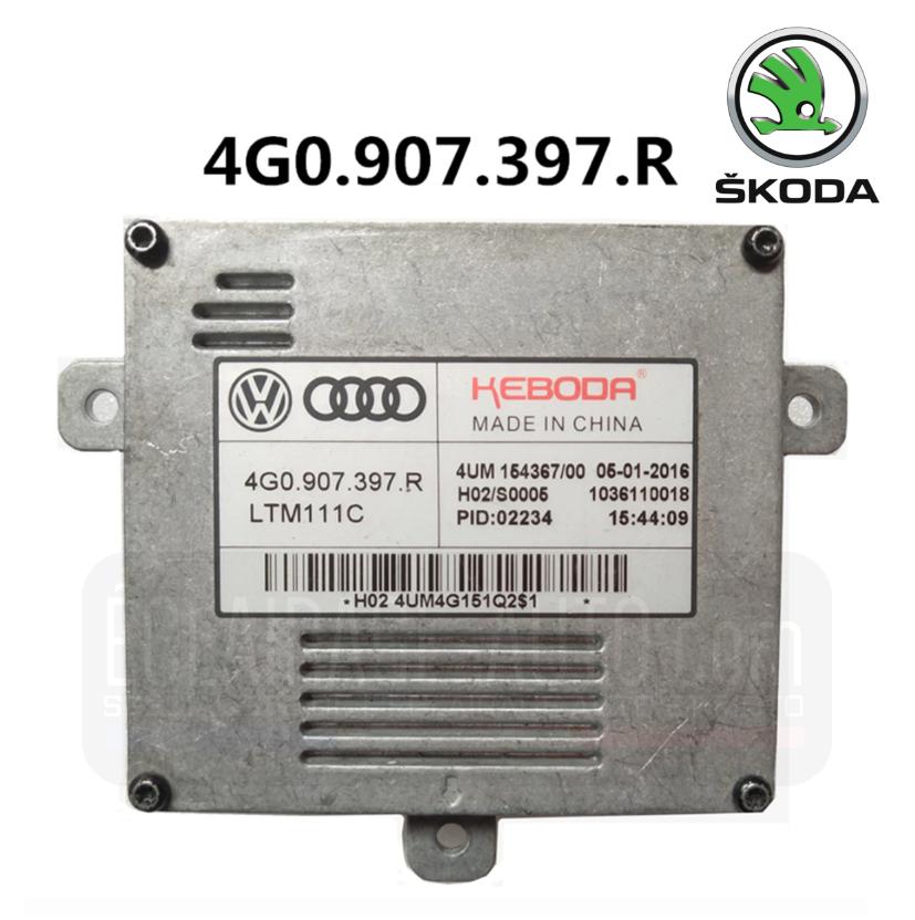Hella Xenon Ampoule support allumage Allumeur D2S D2R 5DD 008 319-50 pour FORD BMW AUDI