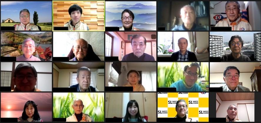 埼玉県、千葉県で活動報告会を開催